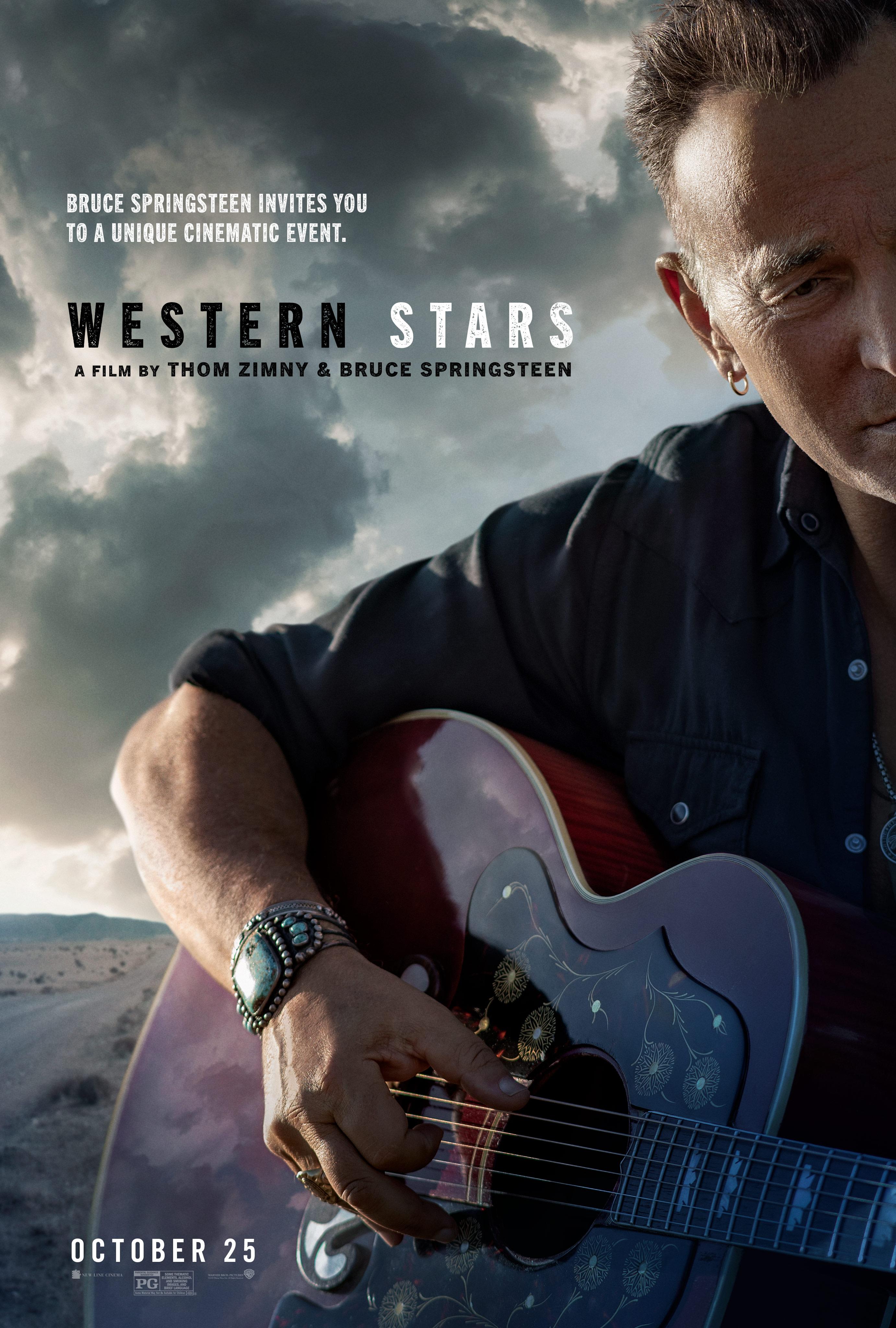 VAKARŲ ŽVAIGŽDĖS (2019) / Western Stars
