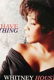 Whitney Houston: I Have Nothing Poster