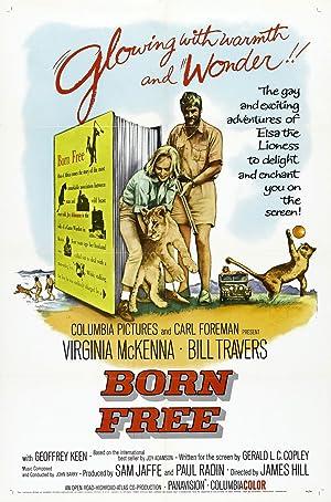 Born Free Poster Image