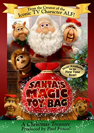 Where to stream Santa's Magic Toy Bag