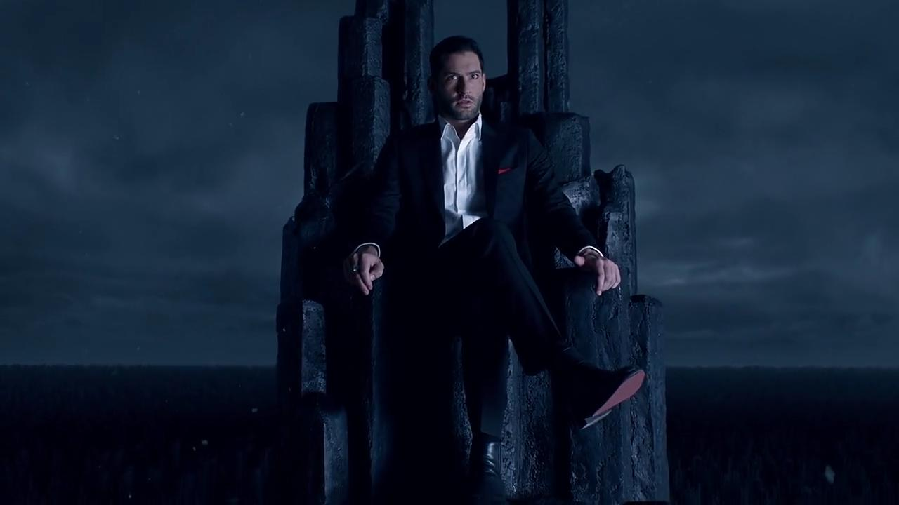 Lucifer Who S Da New King Of Hell Tv Episode 2019 Imdb