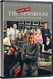 Escape from the Newsroom Poster