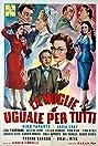 La moglie è uguale per tutti (1955) Poster