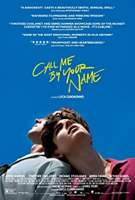 Primary photo for Call Me by Your Name