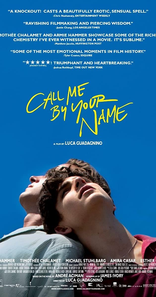 Call Me by Your Name (2017) - IMDb