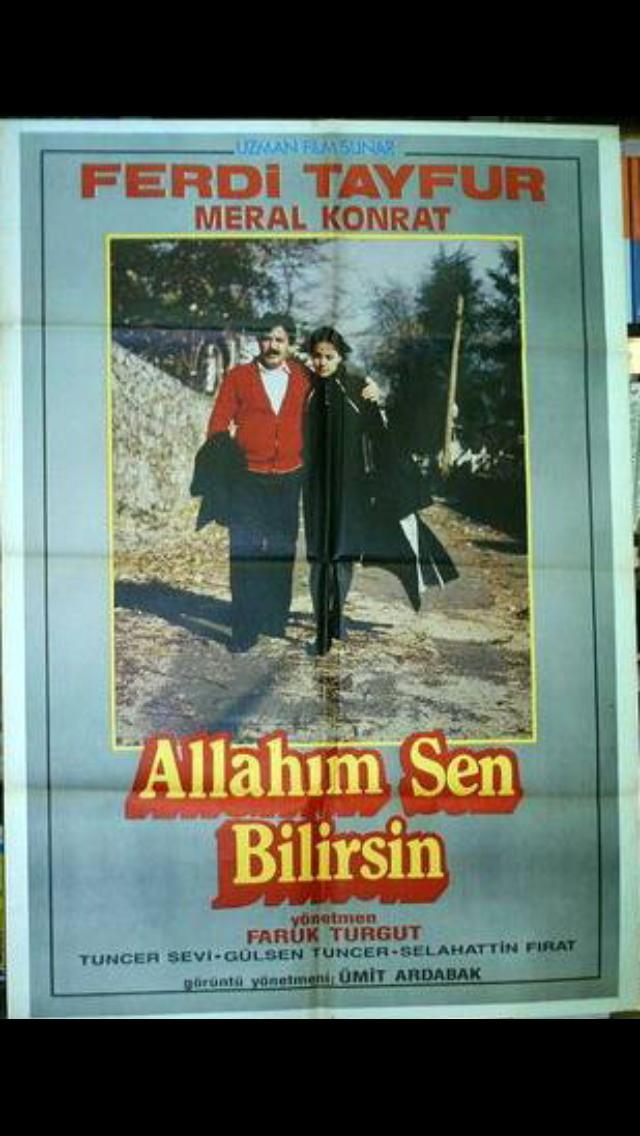 Allahim sen bilirsin ((1989))