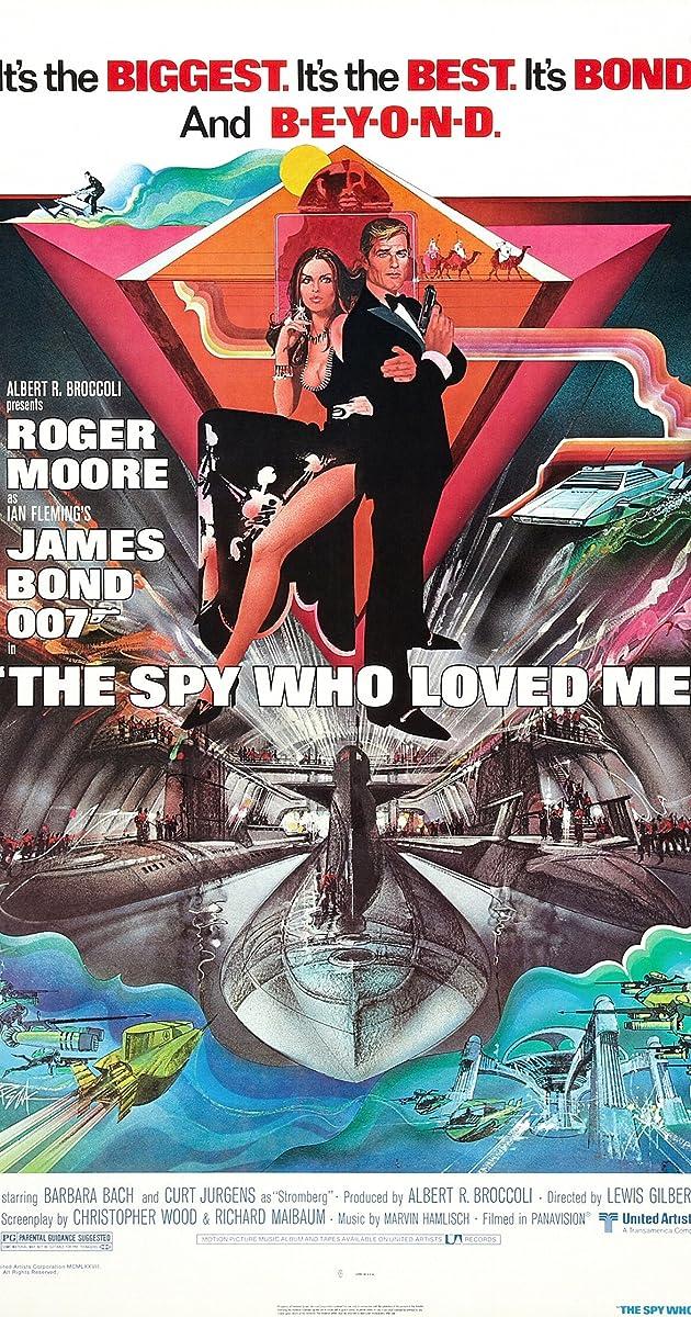 Điệp Viên 007: Chàng Điệp Viên Yêu Tôi