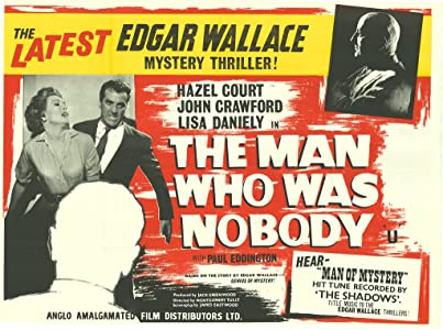 Movie divx free download The Man Who Was Nobody UK [480x640]