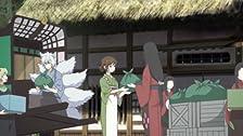 Un grande banchetto in una locanda Ayakashi