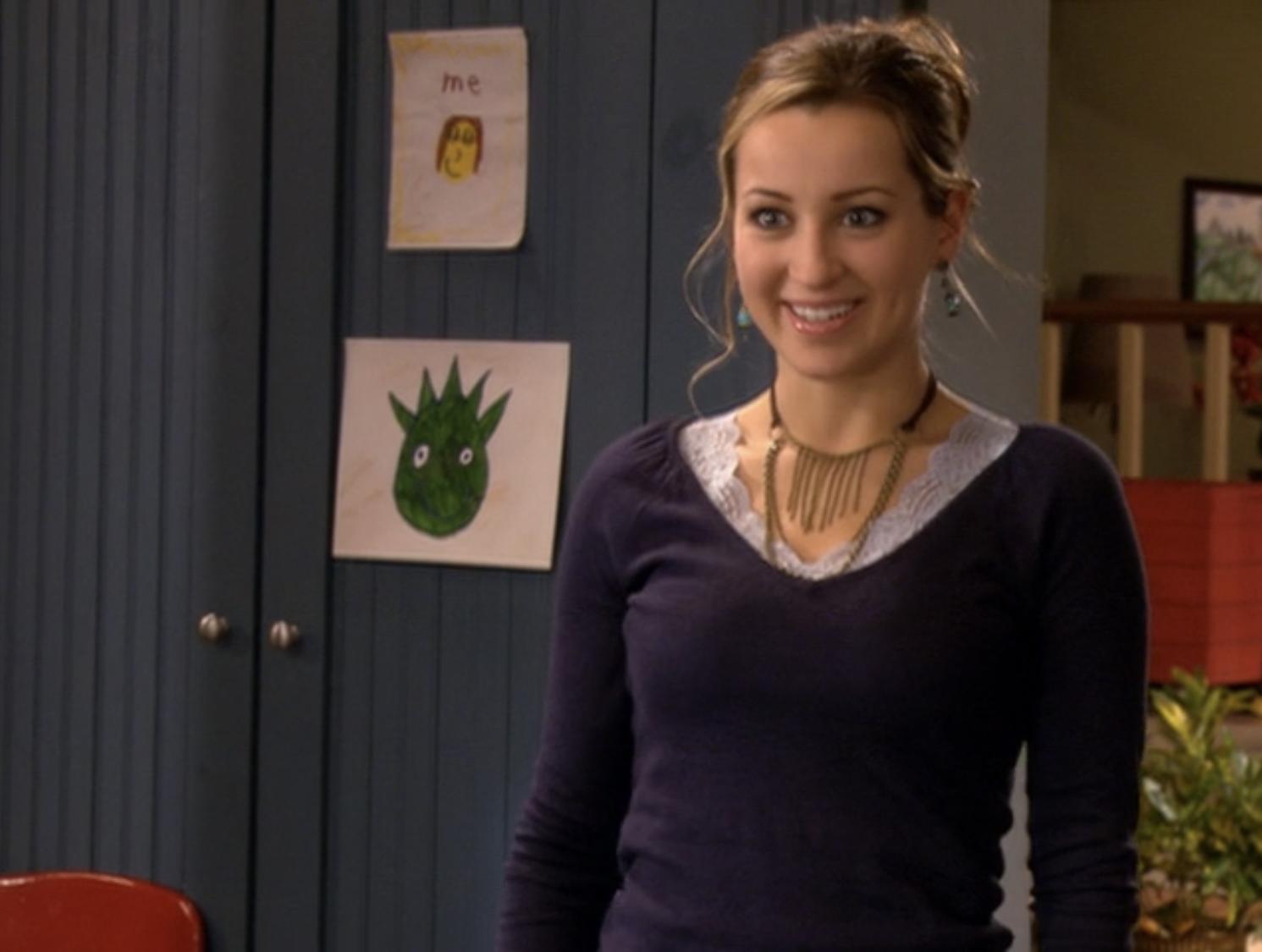 Ashley Leggat in Life with Derek (2005)