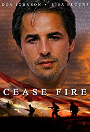 Cease Fire (1985) Poster - Movie Forum, Cast, Reviews