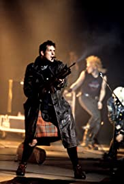 Brit Awards 1992 Poster