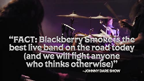 Blackberry Smoke: Homecoming (Trailer 1)