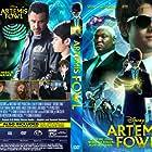 Josh Gad and Ferdia Shaw in Artemis Fowl (2020)