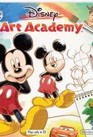 Disney Art Academy Poster