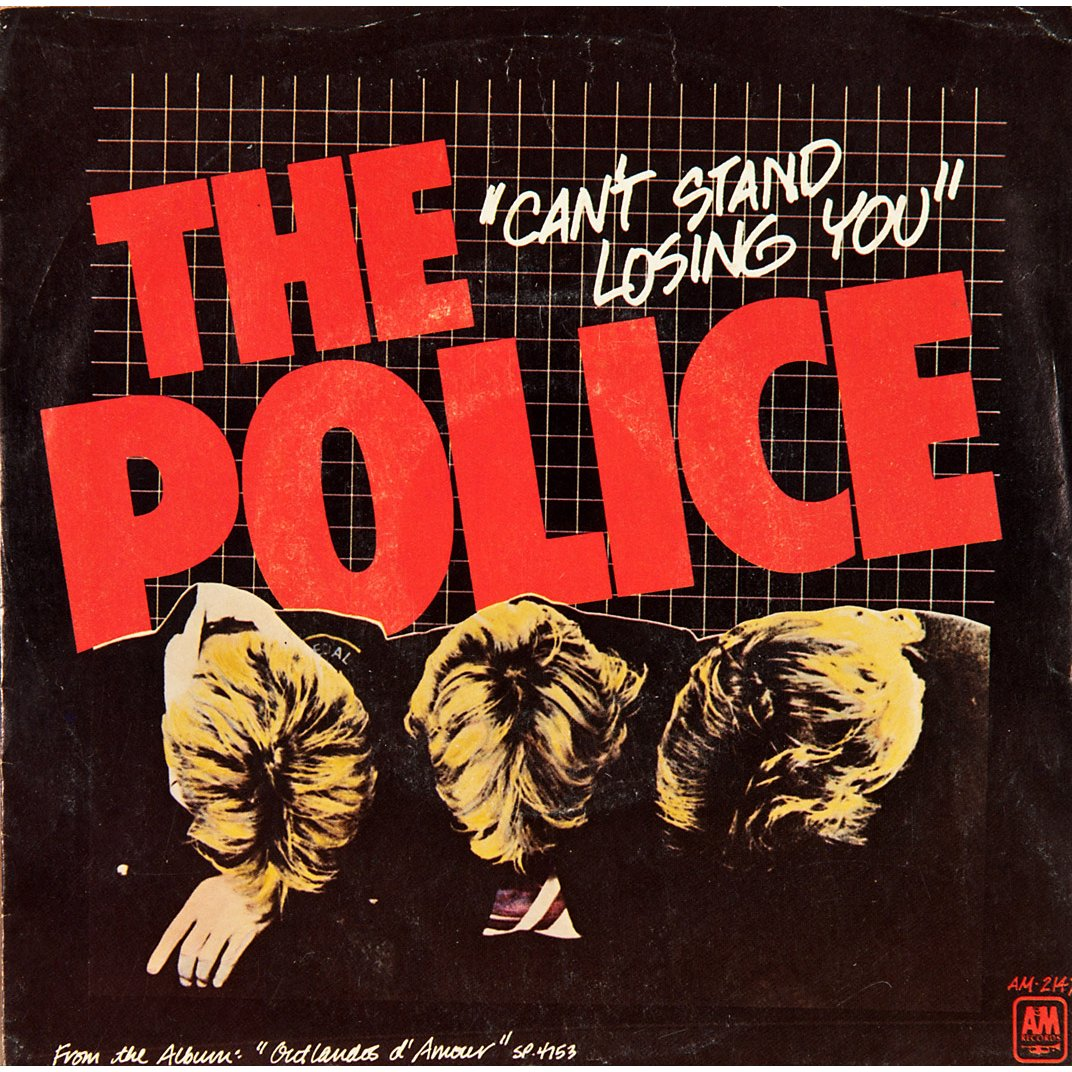 The Police Can T Stand Losing You Video 1978 Imdb