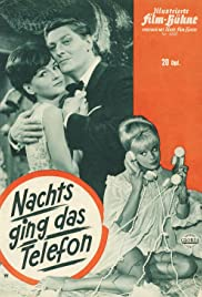 The Phone Rings Every Night Poster
