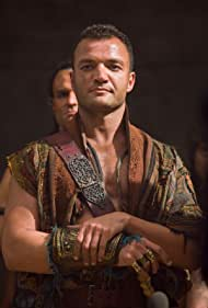 Nick E. Tarabay and Stephen Dunlevy in Spartacus: Blood and Sand (2010)