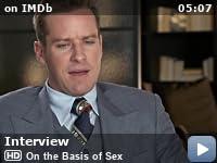 on the basis of sex imdb rating