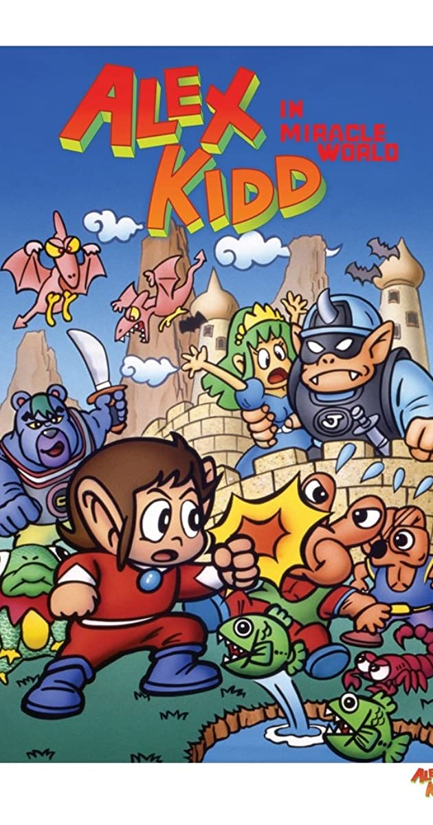 TÉLÉCHARGER ALEX KIDD IN MIRACLE WORLD PC