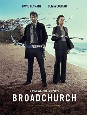 Broadchurch : Season 1-3 Complete BluRay 720p