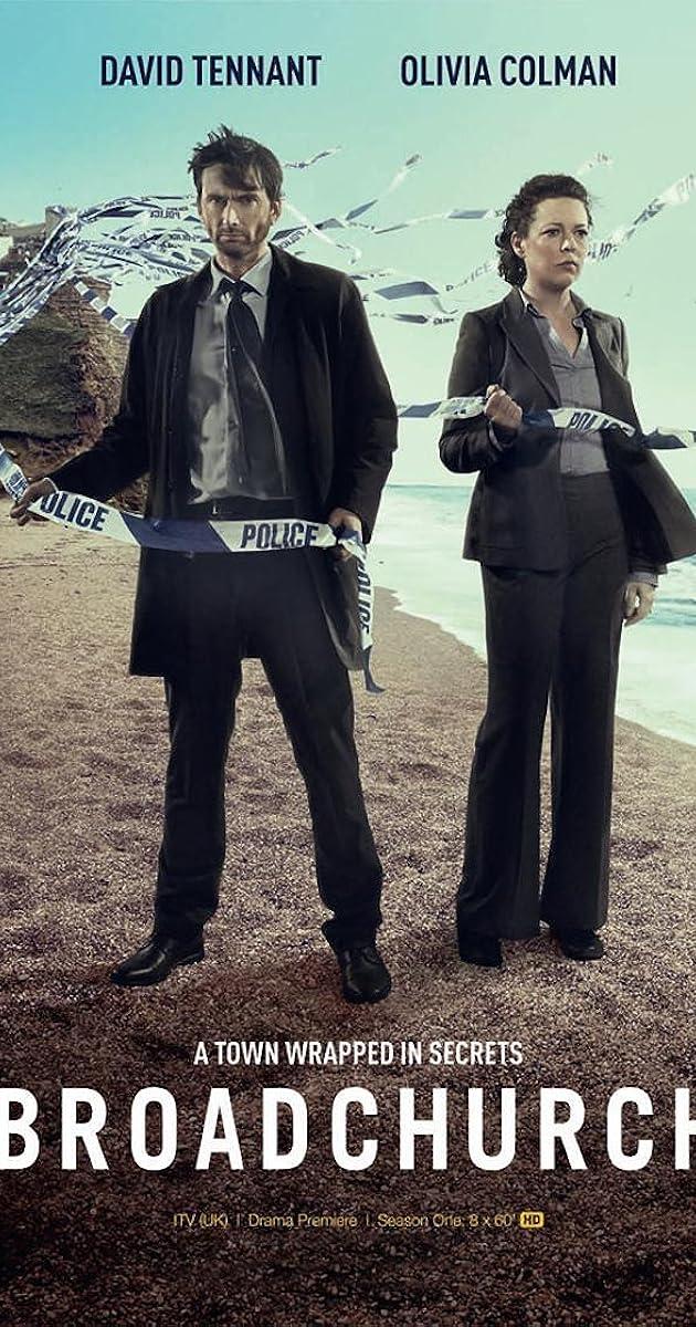 Broadchurch (TV Series 2013–2017) - Broadchurch (TV Series