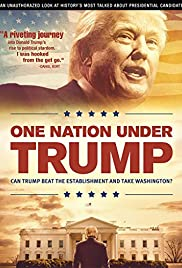 One Nation Under Trump Poster