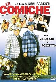 Le comiche(1990) Poster - Movie Forum, Cast, Reviews