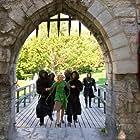 David Owe, Kurt Ravn, and Julie Grundtvig Wester in Tempelriddernes skat II (2007)