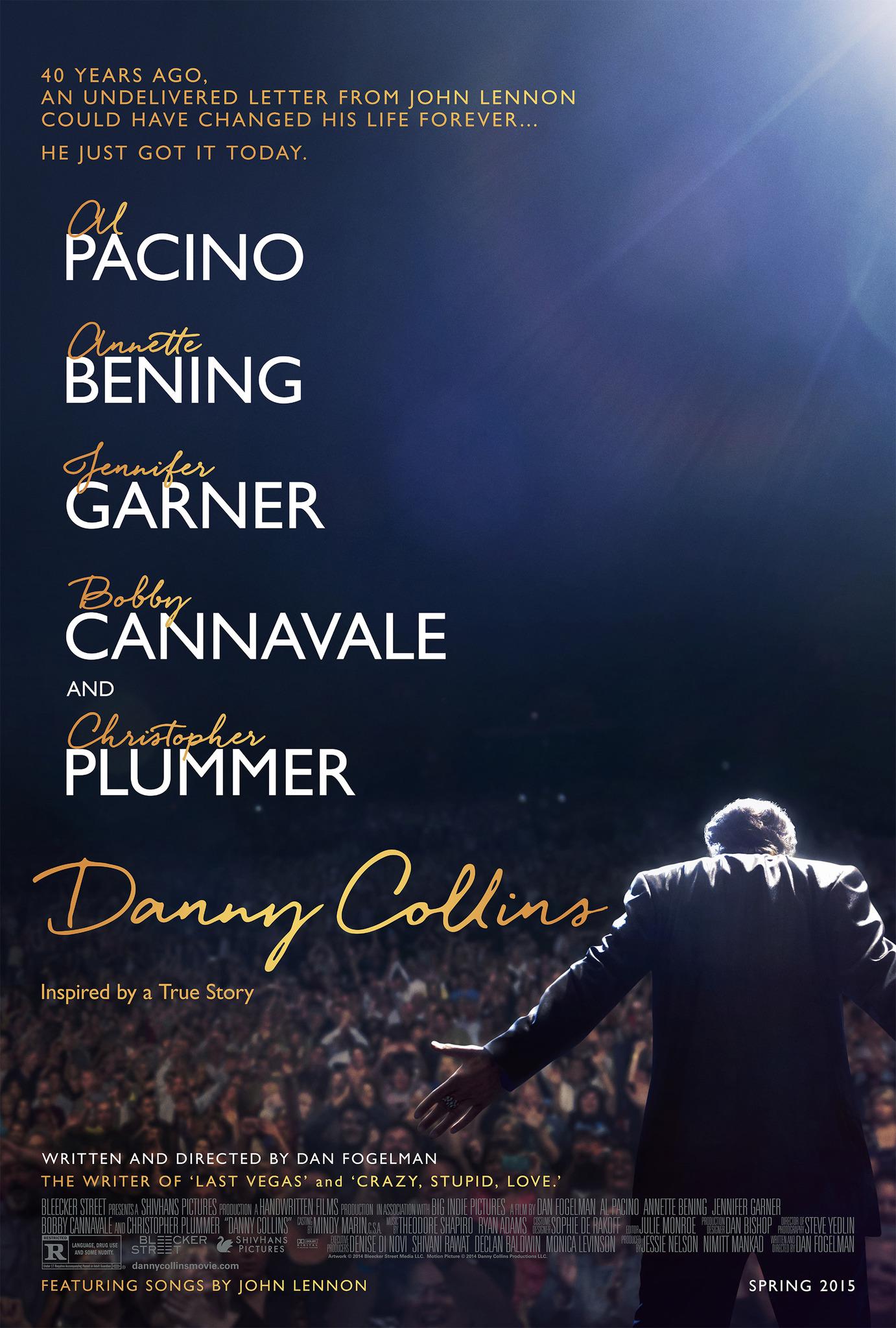 Danny Collins (2015) BluRay 720p & 1080p