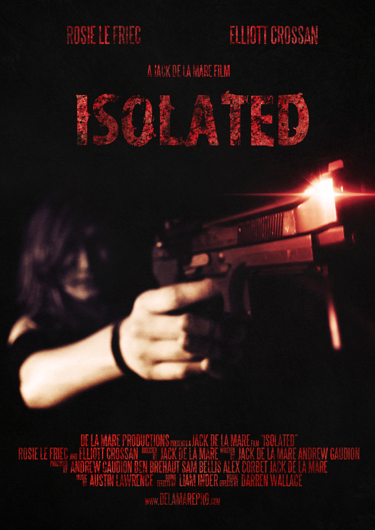 Isolated on FREECABLE TV