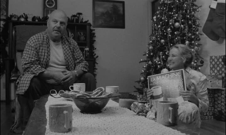 Virginia Madsen and Michael Chiklis in 1985 (2018)