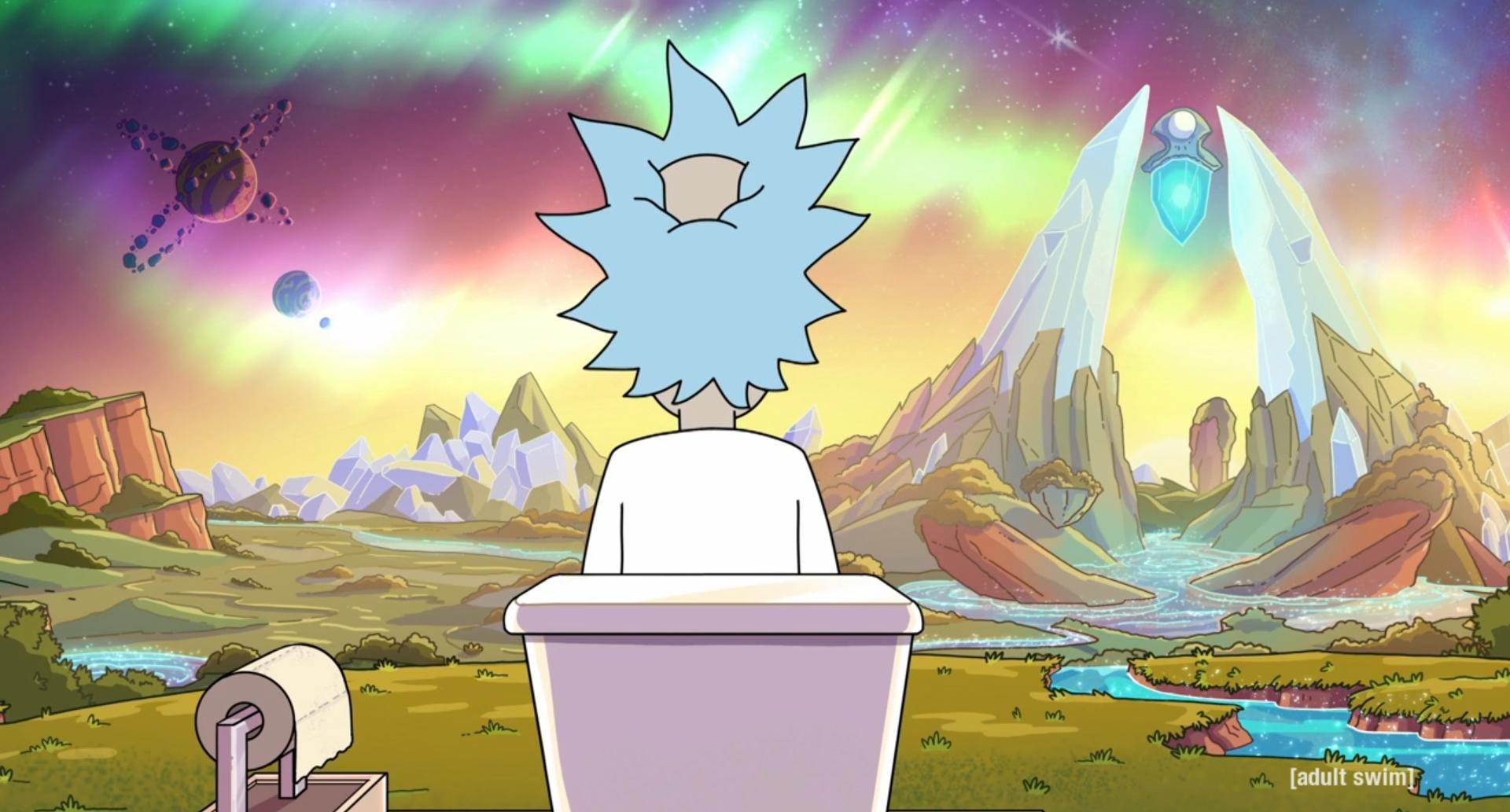 Rick And Morty The Old Man And The Seat Tv Episode 2019 Imdb
