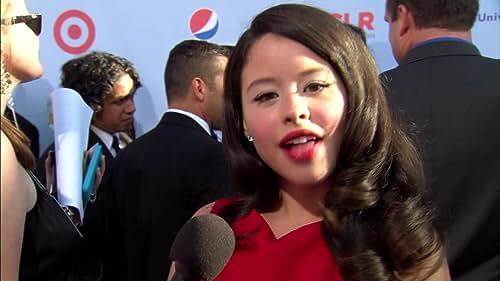 2012 Nclr Alma Awards: Cierra Ramirez, Girl In Progress