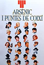 Arsènic i puntes de coixí Poster