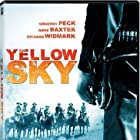 Gregory Peck, Richard Widmark, Robert Adler, Robert Arthur, Charles Kemper, Harry Morgan, and John Russell in Yellow Sky (1948)
