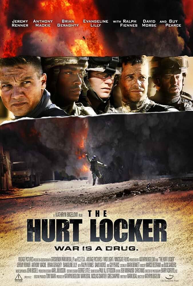 The Hurt Locker (2008) Hindi Dubbed