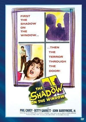 Film-Noir The Shadow on the Window Movie