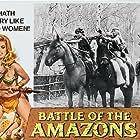 Lucretia Love in Le Amazzoni - Donne d'amore e di guerra (1973)