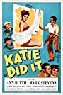Katie Did It (1950) Poster