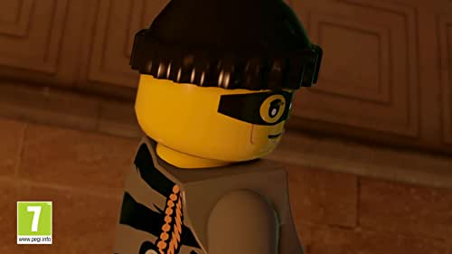Lego City: Undercover: Launch Trailer (UK)
