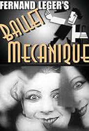 Ballet mécanique Poster