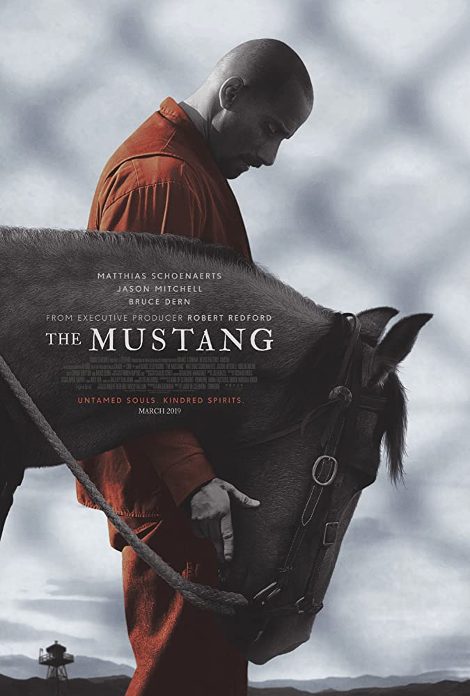 Matthias Schoenaerts in The Mustang (2019)
