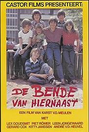 The Gang Next Door Poster
