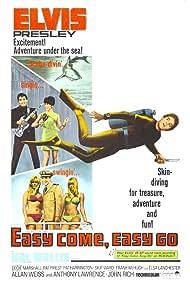Easy Come, Easy Go (1967) Poster - Movie Forum, Cast, Reviews