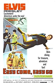 Easy Come, Easy Go (1967) Poster - Movie Forum, Cast, Reviews