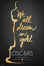 The Oscars Poster