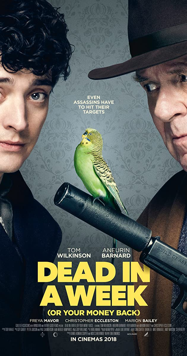 Play or Watch Movies for free Dead in a Week: Or Your Money Back (2018)
