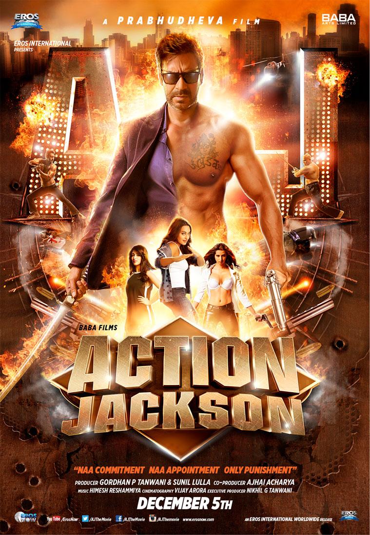 Action Jaction (2014) Hindi FullMovie