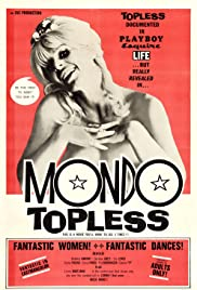 Mondo Topless Poster